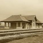The Railroads Of Mount Vernon