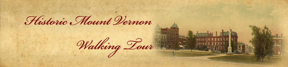 Historic Mount Vernon  Walking Tour